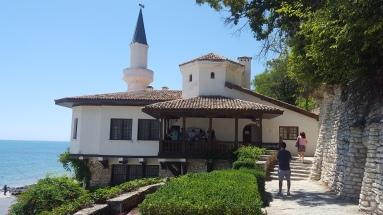 Castelul Balchik exterior