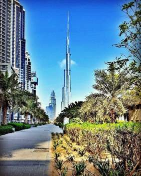 Burj Khalifa Dubai Business Bay