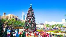 Christmas Market Madinat Jumeirah