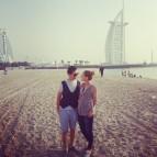 Public Beach Burj Al Arab
